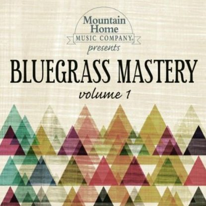 FREE Bluegrass Mastery Vol. 1 MP3 Album Download!