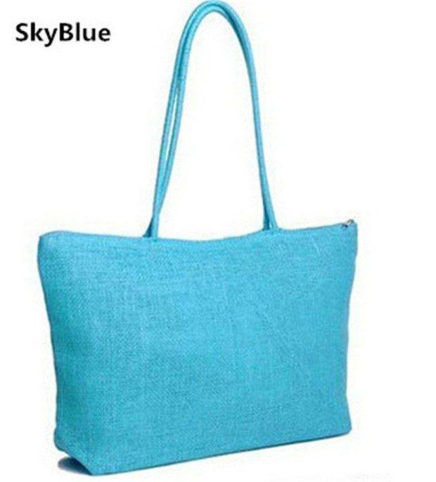 Women's Woven Shoulder Bag Only $6.99! Ships FREE!