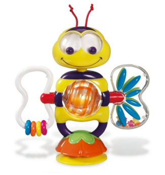 Munchkin Bobble Bee Suction Toy Just $4.88 Down From $10!