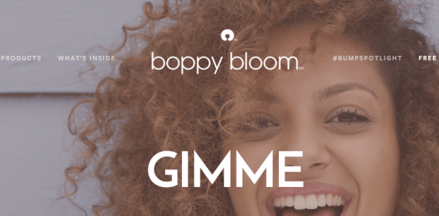 FREE Sample Of Boppy Bloom Stretch Mark Cream!