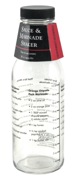 Charcoal Companion Marinade Bottle Just $4.99!