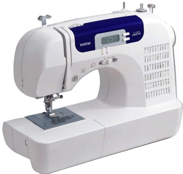 Price Drop! Brother Sewing Machine With 60 Built-In Stitches Only $130.49! Down From $450!!