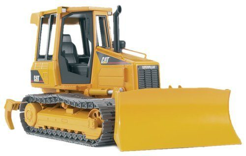 Bruder Caterpillar Tractor Just $17.05! (reg. $31.99)