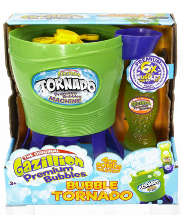 Gazillion Bubble Tornado Toy Just $10 Down From $15!