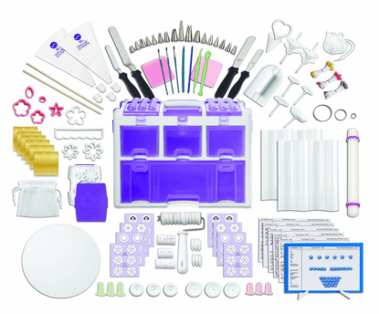 Wilton 2109-0309 Ultimate Professional Cake Decorating Set Just $102 Down From $206!