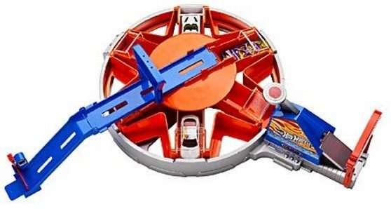 Hot Wheels Launching Garage Playset $8.99 Down From $19.99 At Sears!
