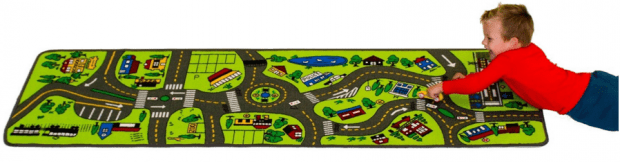 Learning Carpets Giant Road LC 124 Just $27 Down From $50!