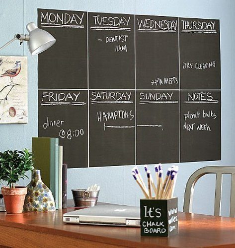 Wallies Chalkboard Sheets, Slate Gray Only $3.97 Plus FREE Shipping!