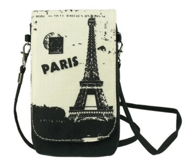 Naoki British Style Linen Mobile Cellphone Pouch Just $8.88 Down From $20!