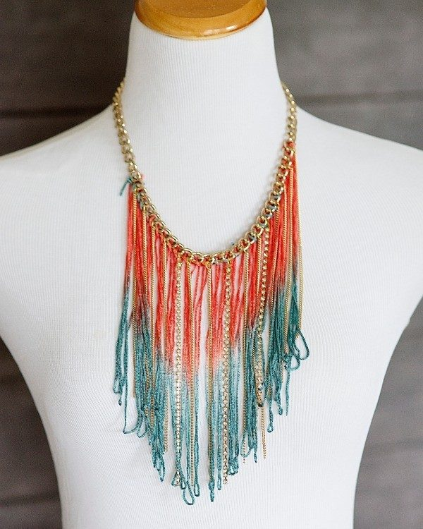 Cents of Style - Hombre Fabric Fringe Only $14.95!