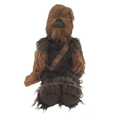 Star Wars Chewbacca Pillow Buddy Only $10.88! (Reg. $20)