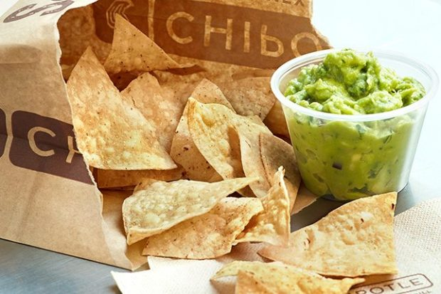 FREE Chips and Guac At Chipotle!