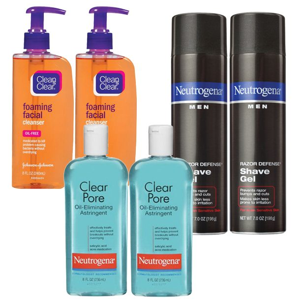Clean & Clear And Neutrogena Products Just $1.62 At With Coupon At Rite Aid!