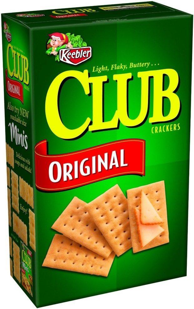 FREE Club Crackers at Sam's Club!