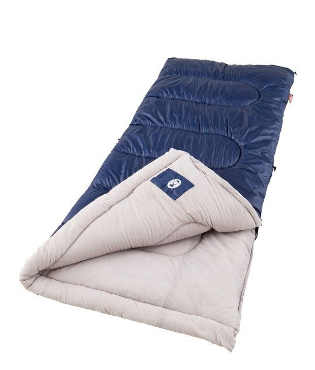 Coleman Brazos Cold-Weather Sleeping Bag Only $15.49! (reg. $39!)
