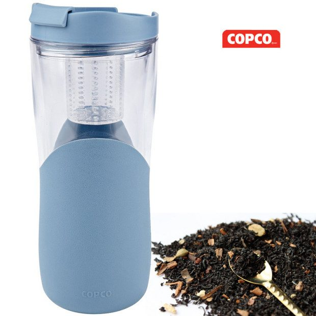 Copco Tea Thermal Mug - Tea Infuser Only $6.49! Ships FREE!