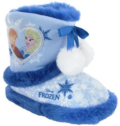 Disney Frozen Slippers Just $5.49!  Many Styles To Choose From!