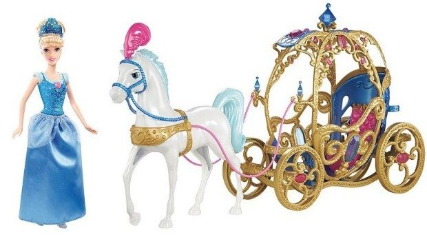 Disney Cinderella Doll & Carriage Set Just $21.24!