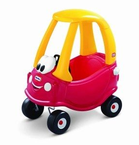 Little Tikes Cozy Coupe 30th Anniversary Car Just $38 SHIPPED! (reg. $58.99)