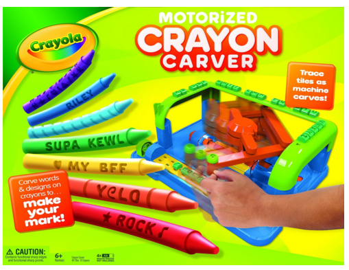 Crayola Crayon Carver Just $20 Down From $30!