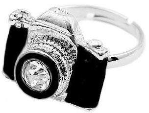 Crystal Film Camera Ring Only $3 SHIPPED!