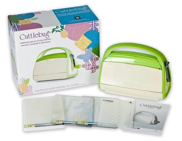 Cricut Cuttlebug Machine Only $55.62 + FREE Shipping!
