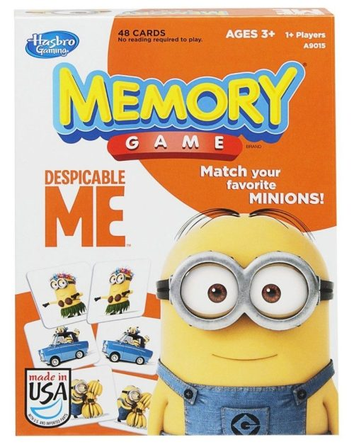 Memory Game Despicable Me Edition Just $4.79!