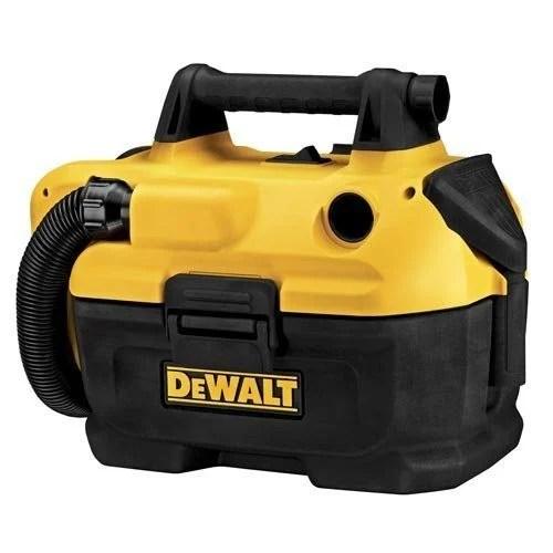 DEWALT DCV580 18/20V MAX Cordless Wet-Dry Vacuum Just $79!