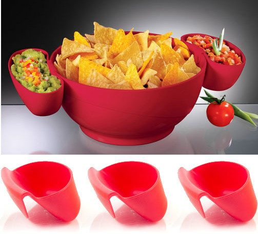 Clip On Dip Bowls 3 Pc Set Only $4.99 Plus FREE Shipping!