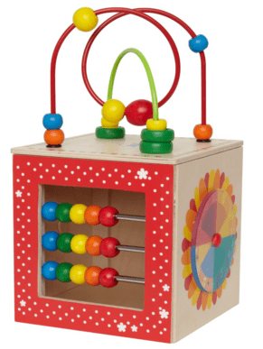 Hape Discovery Box Baby Toy Just $18 Down From $40!