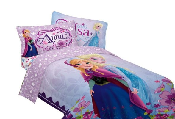 disney frozen bed comforter