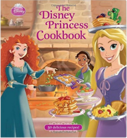 The Disney Princess Cookbook Just $13.02 Down From $16!