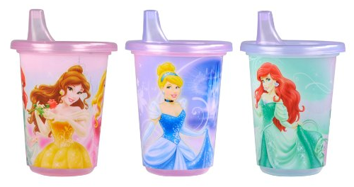 The First Years Disney Princess 3 Pack Take & Toss Sippy Just $4 Down From $5!