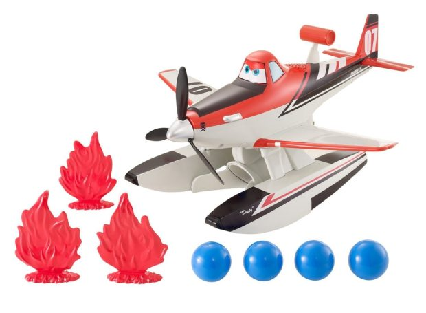 Disney Planes: Fire and Rescue Blastin Dusty Vehicle Only $16.80! Down From $50!