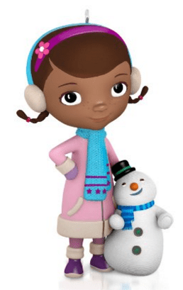 Hallmark Keepsake Ornament: Disney Doc McStuffins And Chilly Just $4 Down From $15!