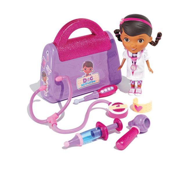 Disney Doc McStuffins Doctor's Bag Set Was $40 Now Only $16.14!