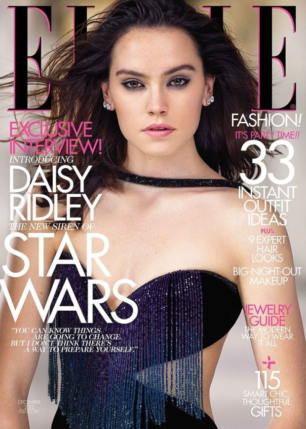 FREE 2 Year Subscription to Elle Magazine!