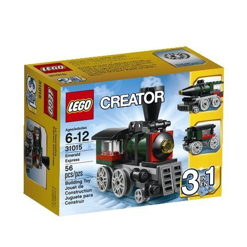 LEGO Creator Emerald Express Only $5.99!
