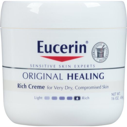 Eucerin Original Healing Soothing Repair Creme 16 Oz 2 Pk Only $16.70!