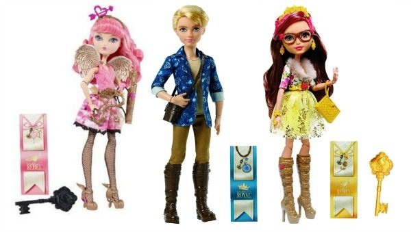 Ever After High Dolls Just $8.99!
