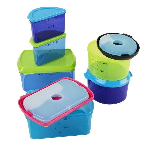 Fit & Fresh Kids' Reusable Lunch Container Kit Was $22 Now Only $5.22!