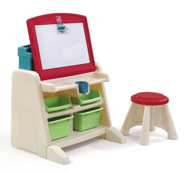 Step2 Flip and Doodle Desk with Stool Easel Only $47.99 (Reg. $78)