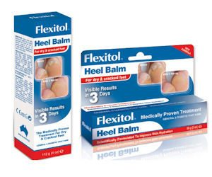 FREE Sample of Flexitol Heel Balm!