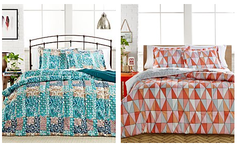 3 Pc Comforter Sets Starting At $19.99!