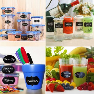 48 Packs Chalkboard Labels Only $6.99! (Was $18)