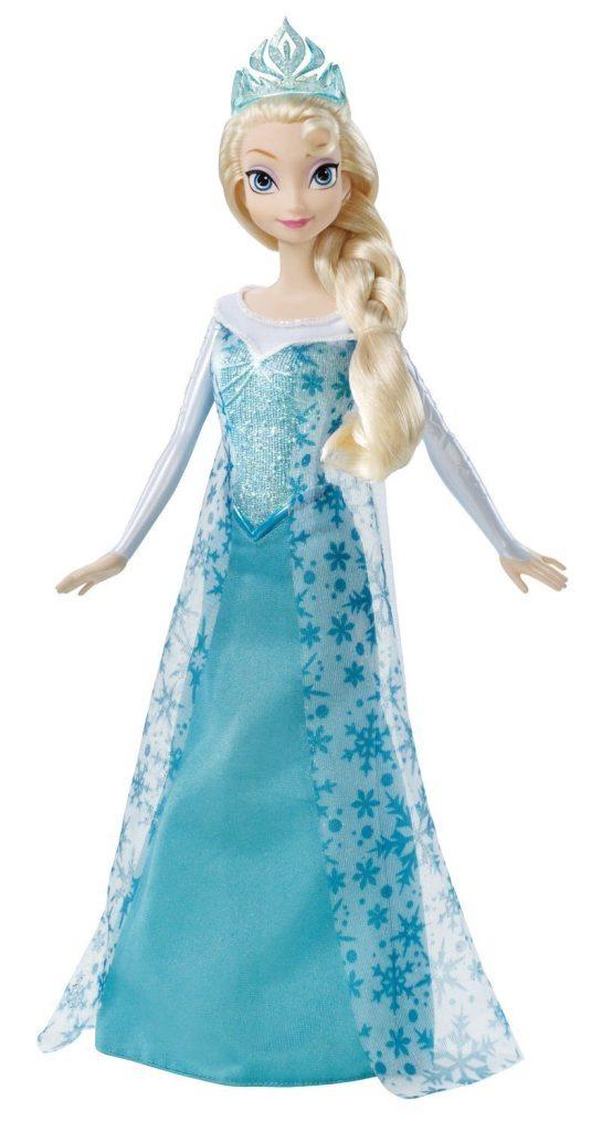 Disney Frozen Sparkle Princess Elsa Doll Only $7.94!