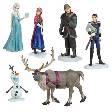 Frozen Figure 6 Pc Set Just $9.88! Ships FREE!