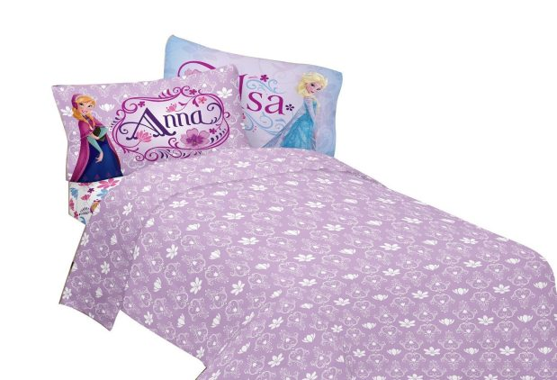 Disney Frozen Celebrate Love Sheet Set In Twin Only $13.29! Down From $50!