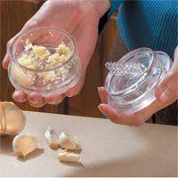 garlic twist mincer