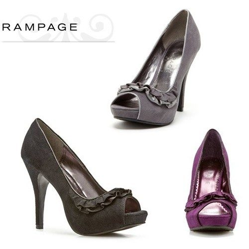 Rampage Women's Genoa Pump Just $18.99 Down From $59.99! Ships FREE!